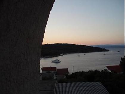 A1(4+1): terrace view - 35608 A1(4+1) - Necujam - Necujam - rentals