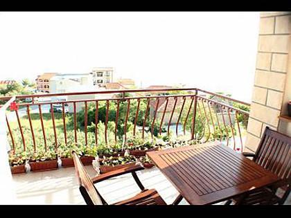 SA3(2): terrace - 8103 SA3(2) - Brela - Brela - rentals