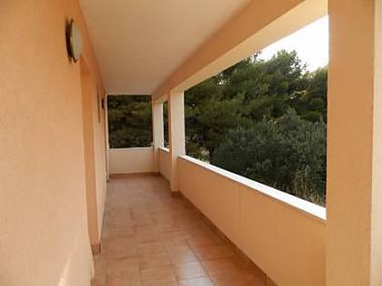 A1(5+2): terrace - 35645 A1(5+2) - Okrug Gornji - Okrug Gornji - rentals