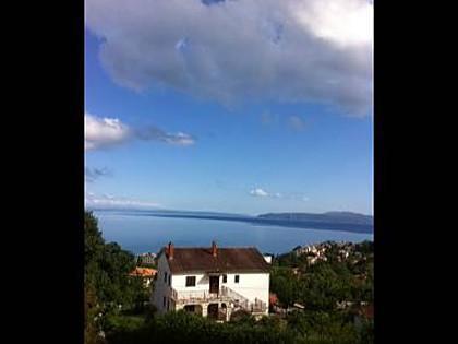 SA3(2+1): terrace view - 35659 SA3(2+1) - Lovran - Lovran - rentals