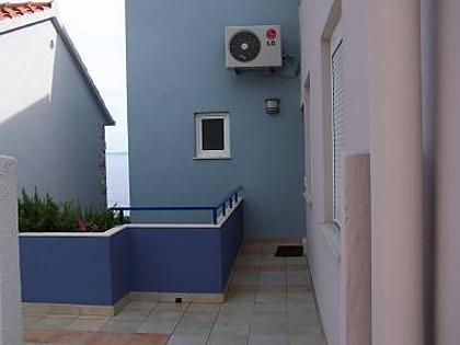 A1(4+3): terrace - 1686 A1(4+3) - Bojanic Bad - Sveta Nedelja - rentals