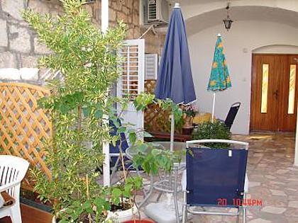 SA1(2): garden terrace - 1691 SA1(2) - Hvar - Hvar - rentals