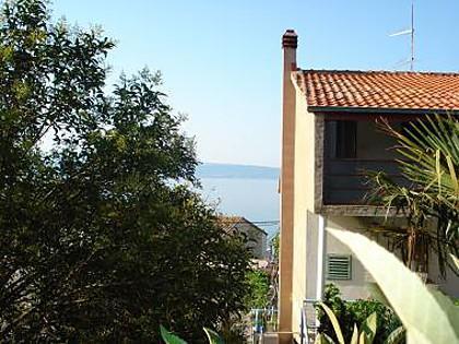 A2(4+2): terrace view - 001PODS  A2(4+2) - Podstrana - Podstrana - rentals