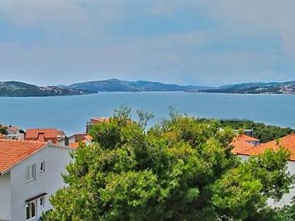 B1(5): sea view - 1959 B1(5) - Okrug Gornji - Okrug Gornji - rentals