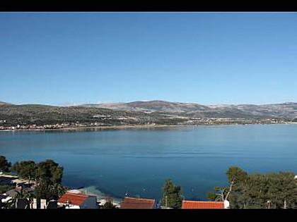 A2(2+2): terrace view - 02212TROG A2(2+2) - Trogir - Trogir - rentals