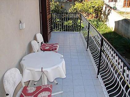 A2(2+1): balcony - 02304VIS A2(2+1) - Vis - Vis - rentals