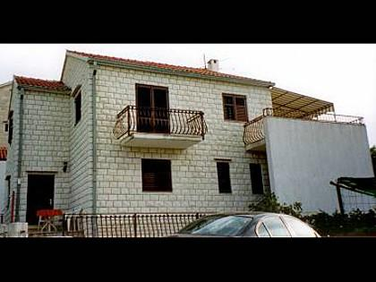 house - 2067 A2(4+1) - Splitska - Splitska - rentals