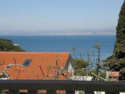 A1(4+2): sea view - 2068 A1(4+2) - Splitska - Splitska - rentals