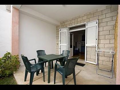 A1(2+2): terrace - 2087  A1(2+2) - Ruskamen - Ruskamen - rentals