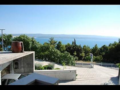 A2(2+1): terrace view - 2087  A2(2+1) - Ruskamen - Ruskamen - rentals