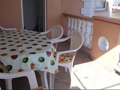 A2(4): terrace - 2090 A2(4) - Nin - Nin - rentals