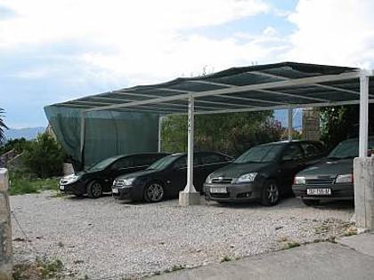 parking (house and surroundings) - 2120 A2(2+2) Gornji - Lumbarda - Lumbarda - rentals