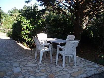 A1(4+1): garden terrace - 2125 A1(4+1) - Silo - Silo - rentals