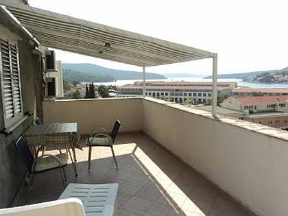 A1(2+1): terrace - 2145  A1(2+1) - Slano - Slano - rentals