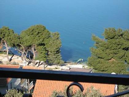 A Gornji (4+2): terrace view - 2165 A Gornji (4+2) - Trogir - Trogir - rentals