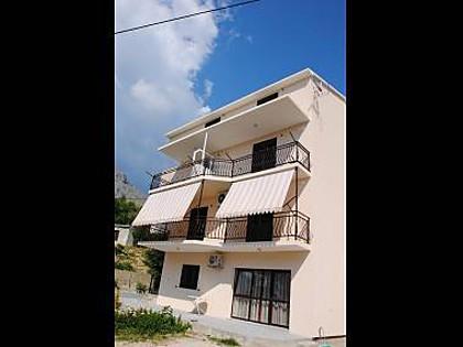 house - 2169  A1(3+2) - Dugi Rat - Dugi Rat - rentals