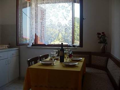 A2(2+1): kitchen and dining room - 2172 A2(2+1) - Povlja - Povlja - rentals