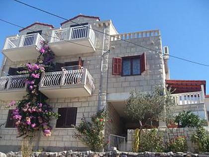house - 2172 A1(4+1) - Povlja - Povlja - rentals