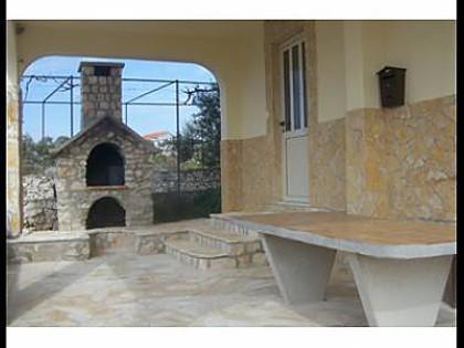 A3(2+2): covered terrace - 2175 A3(2+2) - Sevid - Sevid - rentals