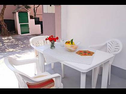 A1(2+1): covered terrace - 2230  A1(2+1) - Brela - Brela - rentals