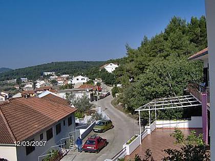 A3Plavi(2+1): terrace view - 00503JELS  A3Plavi(2+1) - Jelsa - Jelsa - rentals