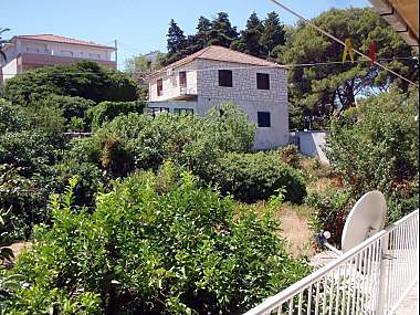 Limun (3+1): terrace view - 2267 Limun (3+1) - Jelsa - Jelsa - rentals