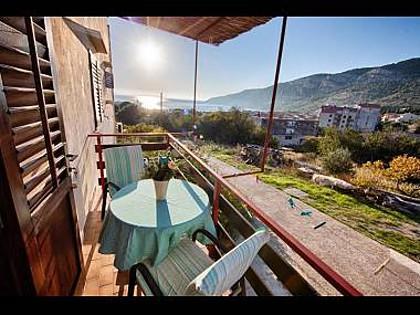 A3(2+1): terrace - 2275 A3(2+1) - Komiza - Komiza - rentals