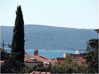 A(2+2): terrace view - 2315 A(2+2) - Biograd - Biograd - rentals