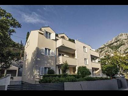 house - 2357  A6(4+2) - Gradac - Gradac - rentals