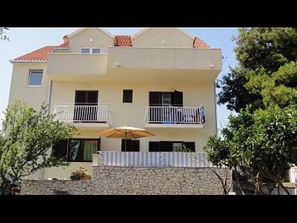 house - 04801SUPE  A1(7+1) - Supetar - Supetar - rentals