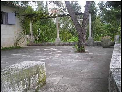 A1(4+2): terrace - 2403  A1(4+2) - Postira - Postira - rentals
