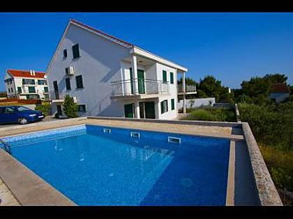 swimming pool (house and surroundings) - 2431 A1(4) - Milna (Brac) - Milna (Brac) - rentals