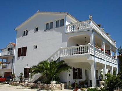 house - 2439 A2 Crveni(4+1) - Tribunj - Tribunj - rentals