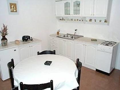 A1 Bijeli(4+1): kitchen and dining room - 2439 A1 Bijeli(4+1) - Tribunj - Tribunj - rentals