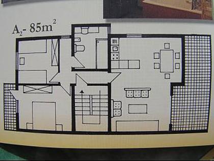 A2(5): apartment - 2454  A2(5) - Zadar - Zadar - rentals