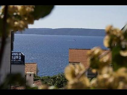 2A(2+3): sea view - 2459 2A(2+3) - Okrug Gornji - Okrug Gornji - rentals