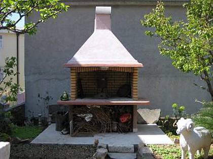 grill (house and surroundings) - 2472 A2(2+3) - Makarska - Makarska - rentals