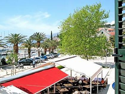 A2(4+1): view - 2544  A2(4+1) - Baska Voda - Baska Voda - rentals