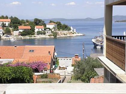 A1(3): terrace view - 2620 A1(3) - Sali - Sali - rentals