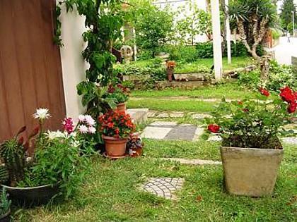A3 Ljubicasti (5): garden terrace - 2622 A3 Ljubicasti (5) - Pakostane - Pakostane - rentals