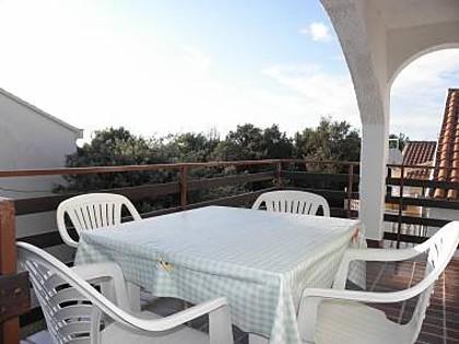 A3(2+1): covered terrace - 2642 A3(2+1) - Zaton (Zadar) - Zaton (Zadar) - rentals
