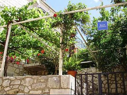 garden terrace - 2652 A1(4) - Hvar - Hvar - rentals