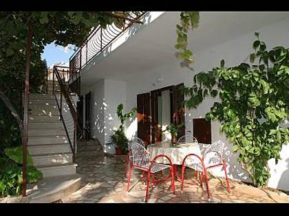 A1(4+1)-Donji: garden terrace - 2654  A1(4+1)-Donji - Okrug Gornji - Okrug Gornji - rentals