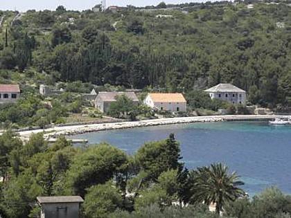 A8(4+2): terrace view - 2667  A8(4+2) - Soline (Dugi otok) - Verunic - rentals