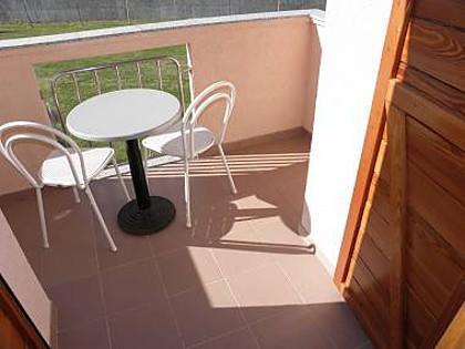 A2(5+2): terrace - 2702 A2(5+2) - Privlaka - Privlaka - rentals