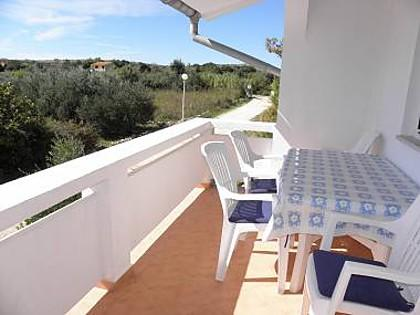 A2(4+1): covered terrace - 2706 A2(4+1) - Vir - Vir - rentals