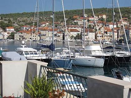 A1(4): terrace view - 2800 A1(4) - Milna (Brac) - Milna (Brac) - rentals