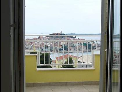 A3 PRIZEMLJE(4+2): balcony - 2849  A3 PRIZEMLJE(4+2) - Primosten - Primosten - rentals