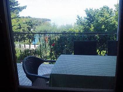 A1(6+1): terrace - 2858  A1(6+1) - Splitska - Splitska - rentals