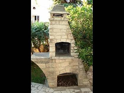 fireplace (house and surroundings) - 2919 A1 Novi(2+2)  - Krnica - Krnica - rentals